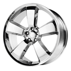 Topline Replica Wheels CHARGER SRT-8 - Chrome