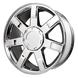Topline Replica Wheels V1158 Escalade - Chrome