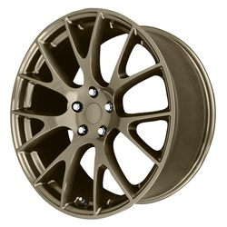 Topline Replica Wheels Hellcat - Gloss Bronze