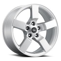 Replica by Voxx Wheels Lightning - Silver Rim