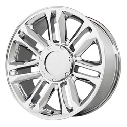 Topline Replica Wheels PLATINUM ESCALADE - Chrome