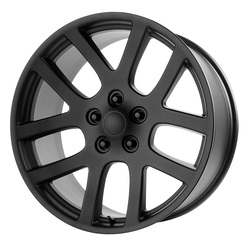 Topline Replica Wheels RAM SRT-10 - Matte Black