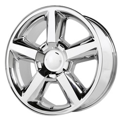 Topline Replica Wheels TAHOE LTZ - Chrome