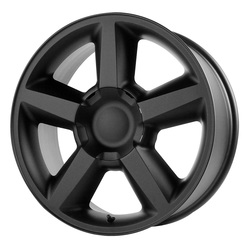 Topline Replica Wheels TAHOE LTZ - Matte Black