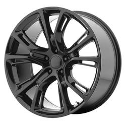 Topline Replica Wheels 2012 Jeep SRT-8 - Gloss Black Rim