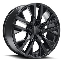 Topline Replica Wheels V1192 Next Gen Sierra - Gloss Black Rim