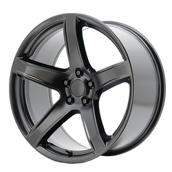 Topline Replica Wheels 2018 Hellcat - Matte Vapor Rim