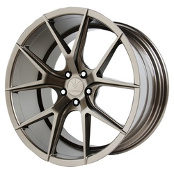 Verde Wheels V99 Axis - Gloss Bronze Rim - 22x10.5