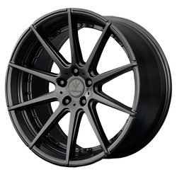 Verde Wheels V20 Insignia - Satin Black - 20x9