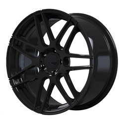 Verde Wheels V21 Reflex - Gloss Black Rim - 17x8.5