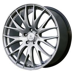 Verde Wheels V27 Saga - HYPER Silver Dark - 20x8.5