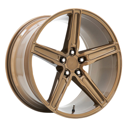 Verde Wheels V09 Spry - Gloss Bronze Rim - 18x8.5