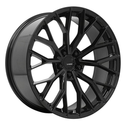 Verde Wheels V11 Vex - Gloss Black Rim - 17x8