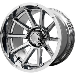 V-Rock Wheels VR13 Tactical - Chrome - 22x12