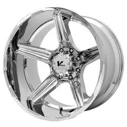 V-Rock Wheels VR14 Ambush - Chrome Rim - 20x10