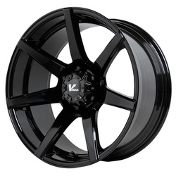 V-Rock Wheels VR8 Extractor - Gloss Black Rim - 18x9.5