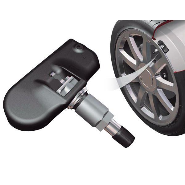 ITM TPMS Tire Pressure Sensor 315MHz Metal Cadillac Escalade 2007-2014