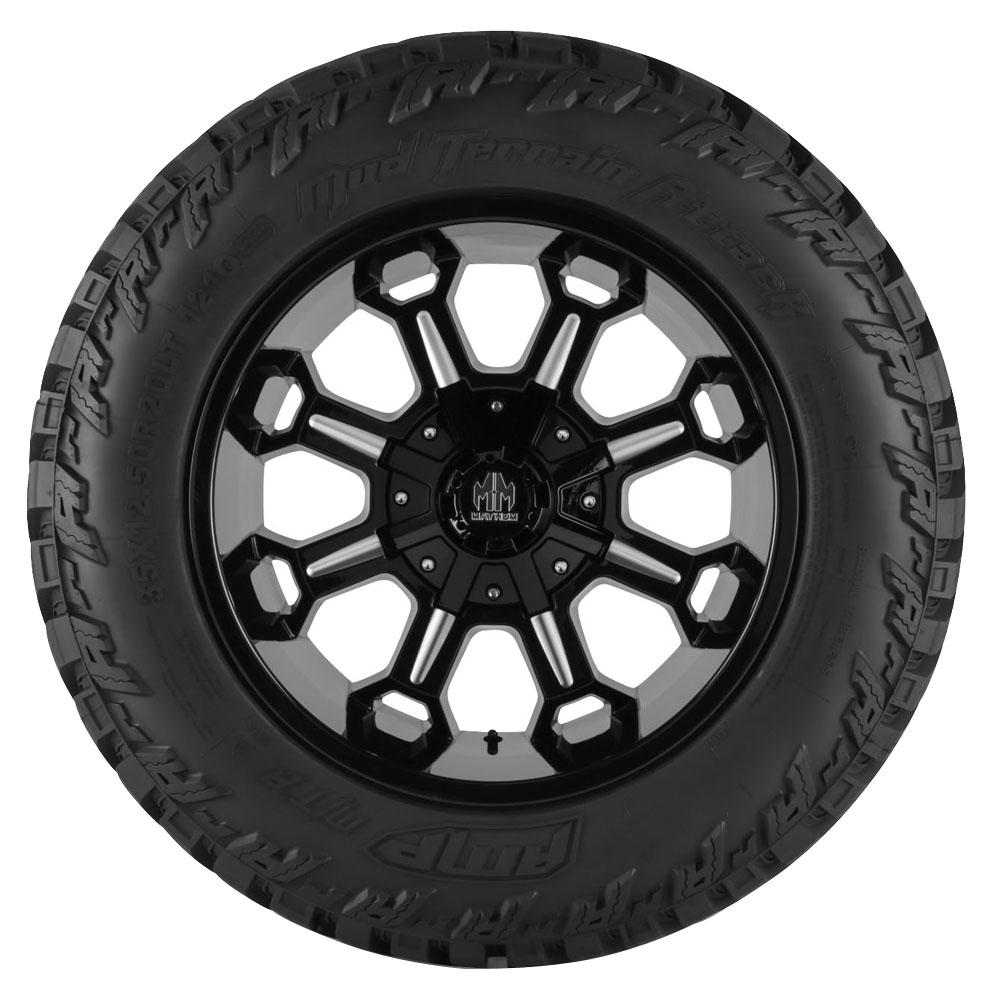 AMP Tires Terrain Attack M/T A - LT325/50R22 122Q 10 Ply
