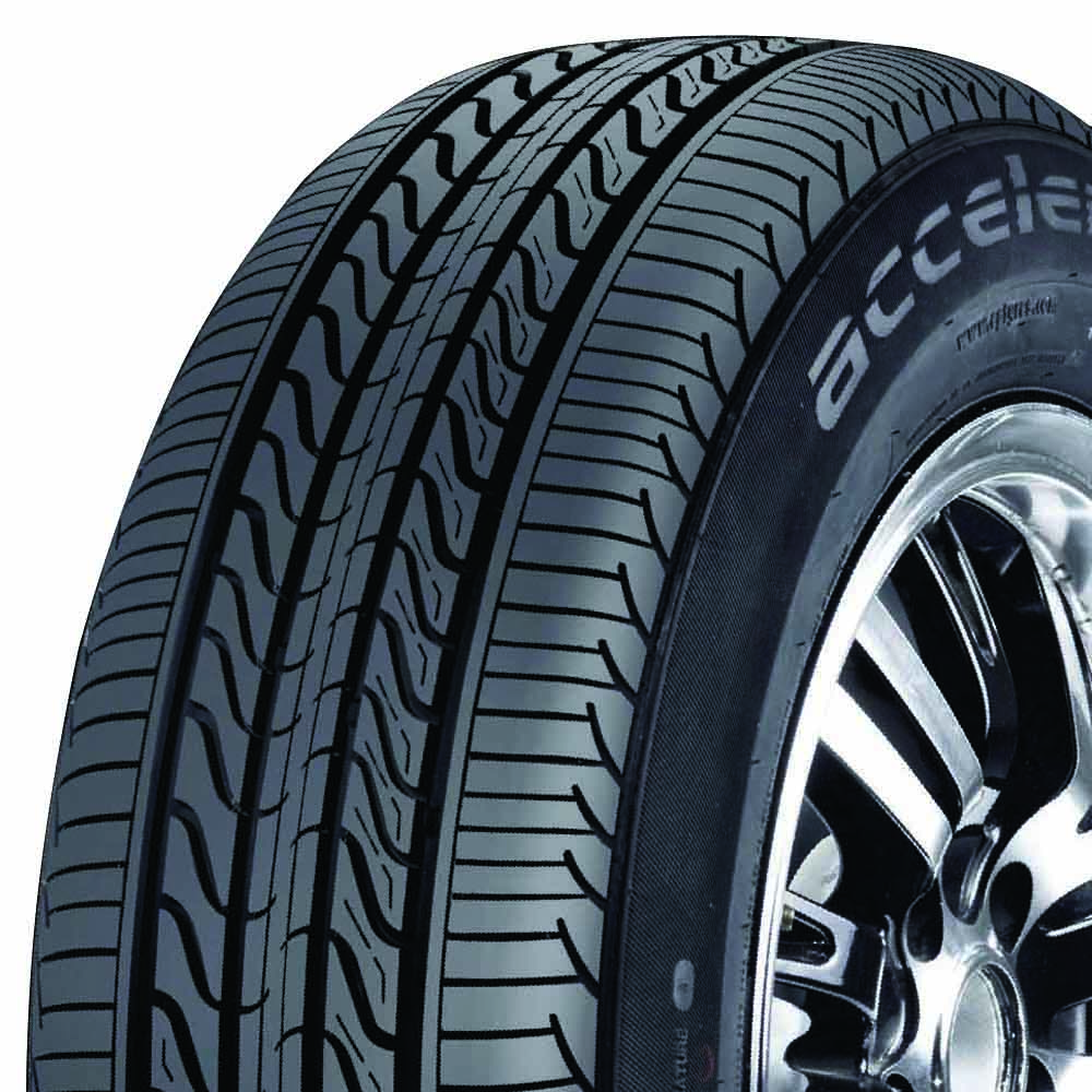 Accelera Tires Eco Plush Tire - P165/60R14 75H