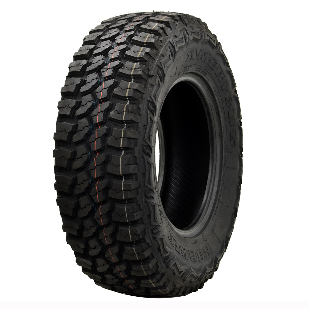 Rugged M/T - 30x9.5R15LT 104Q 6 Ply