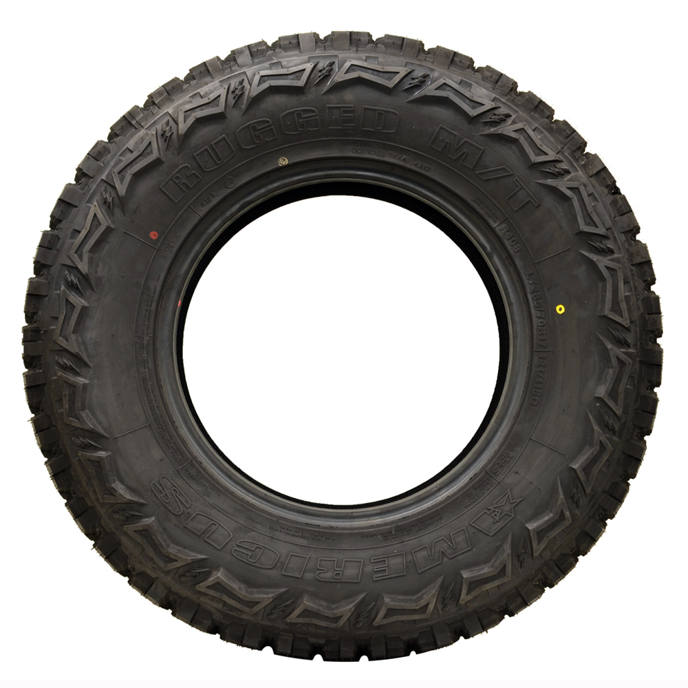 Americus Tires Rugged M/T - 30x9.5R15LT 104Q 6 Ply