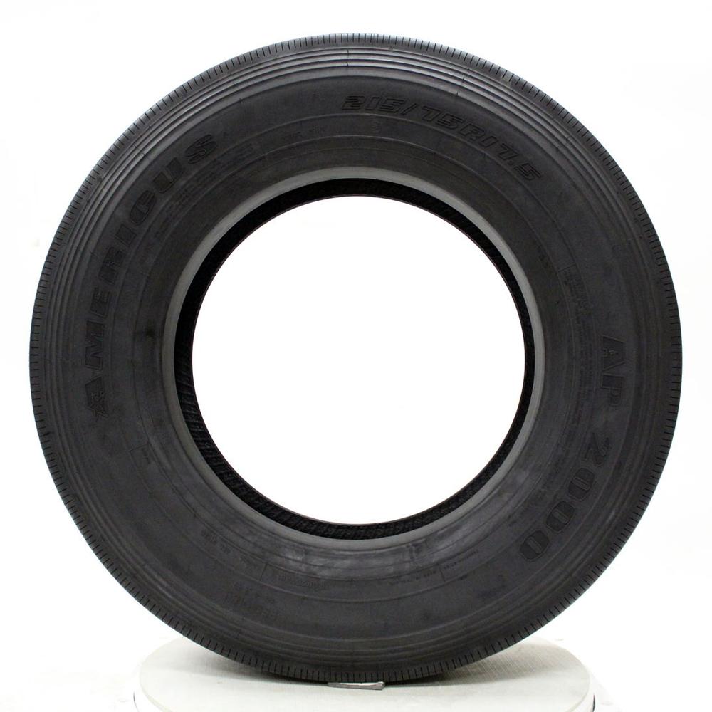 Americus Tires AP2000 - LT225/70R19.5 128/126M 14 Ply