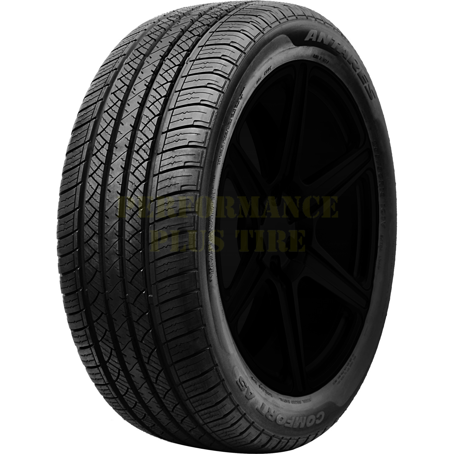 Antares Tires Comfort A5 Passenger All Season Tire - 285/65R17 116S