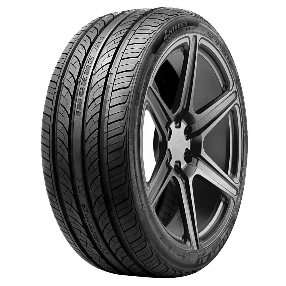 Antares Tires Ingens A1 Passenger Summer Tire - 215/35R18 84W