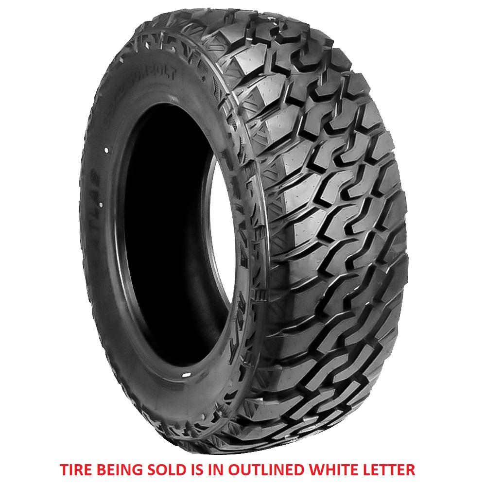 Atlas Tires Priva MT Light Truck/SUV Mud Terrain Tire