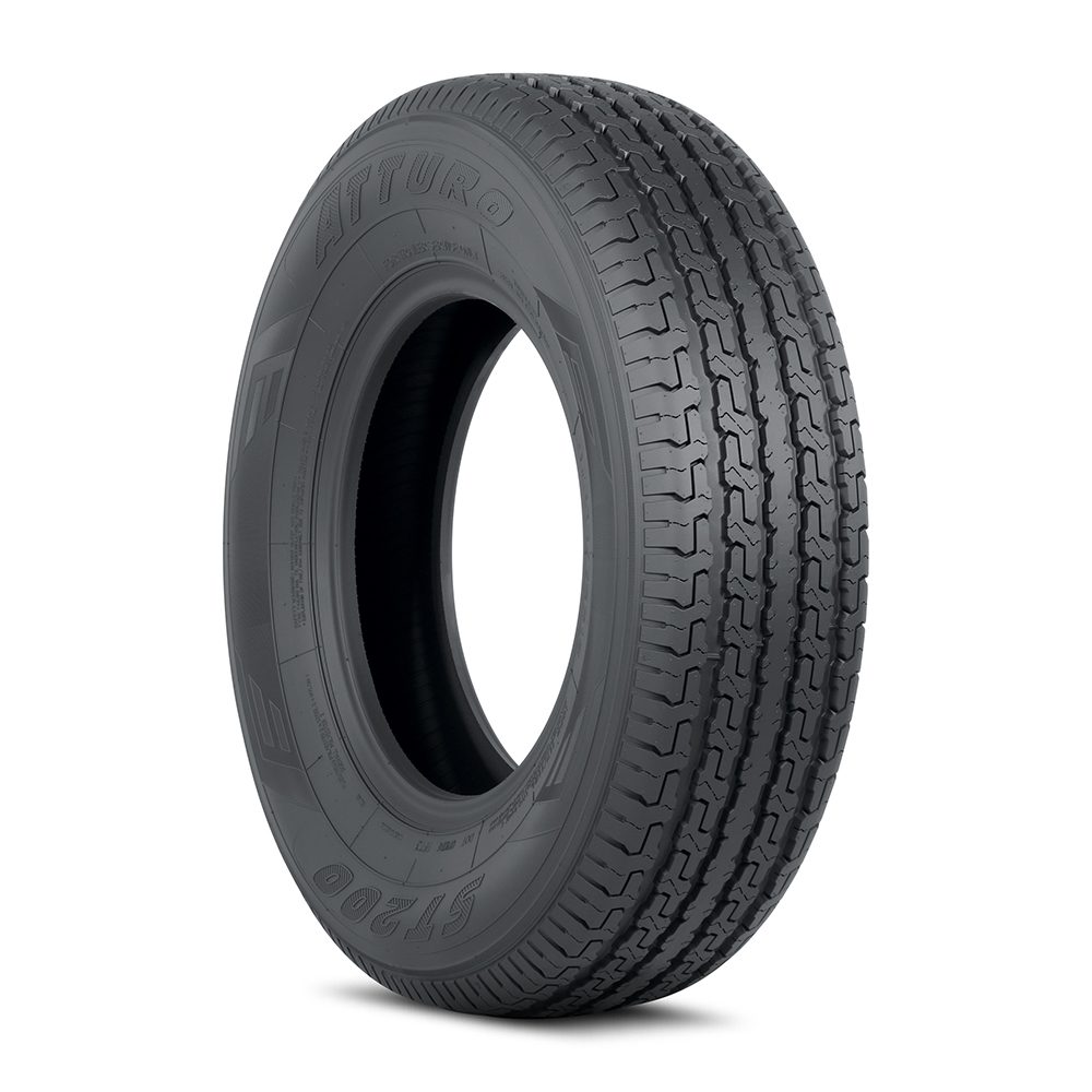 Atturo Tires ST200 Trailer Tire - ST235/85R16 129/125L 12 Ply