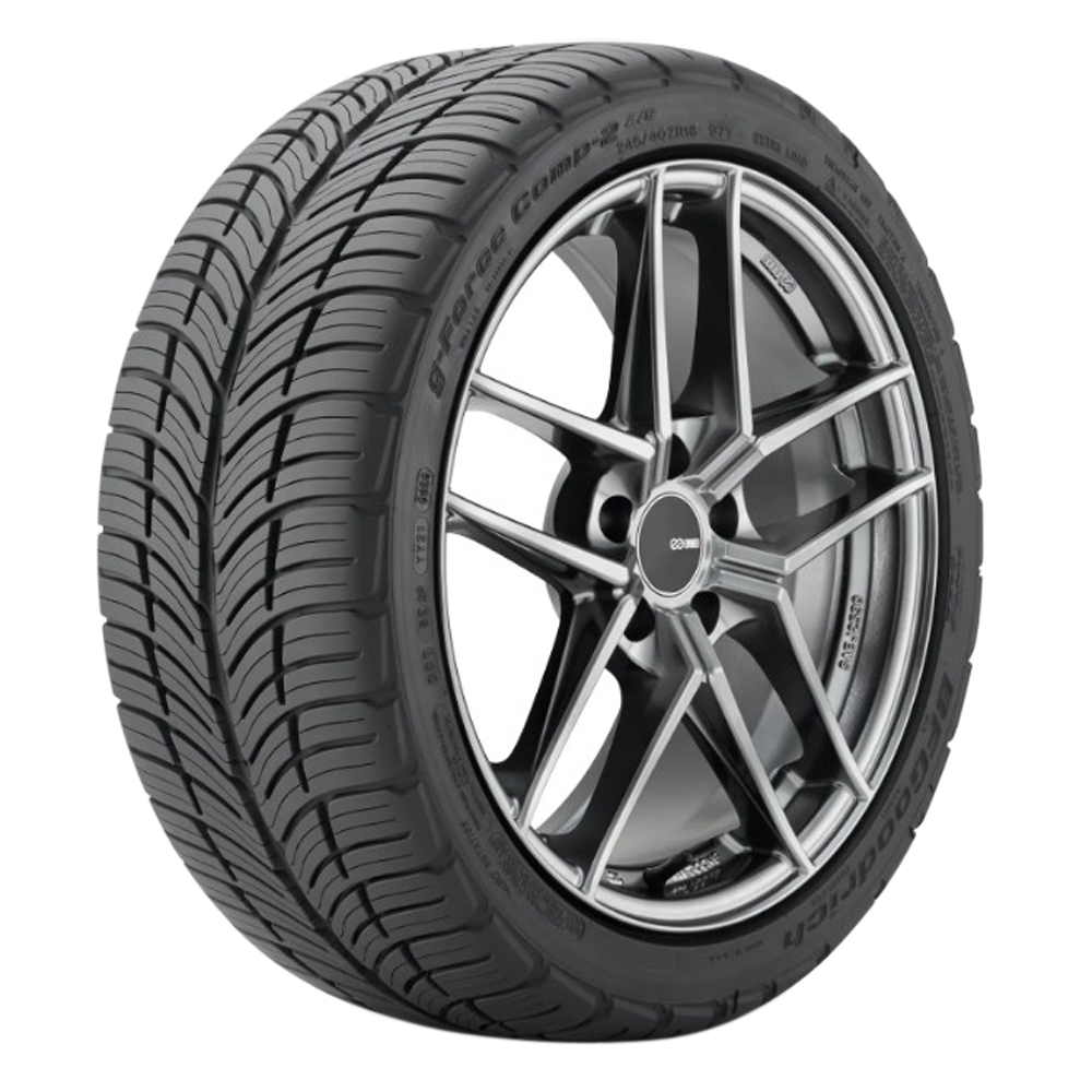 BFGoodrich Tires g-Force COMP 2 A/S+ Performance All Season Tire