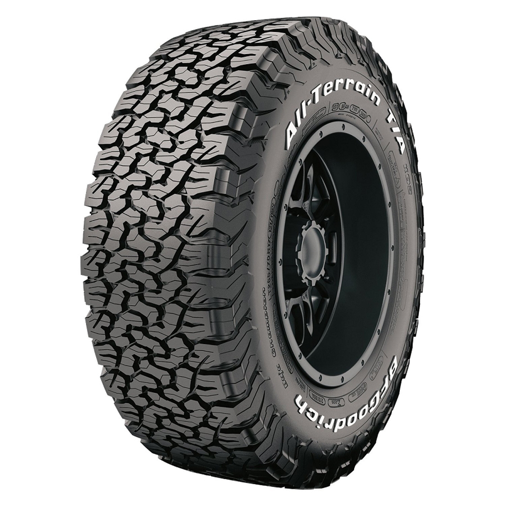 All Terrain T/A KO2 - LT215/70R16 97R 6 Ply