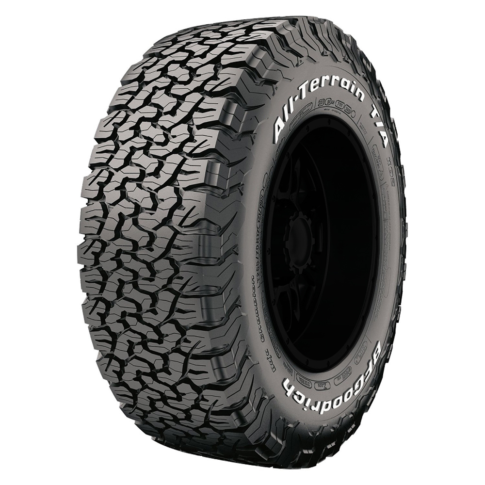 All Terrain T/A KO2 - LT325/65R18 127R 10 Ply