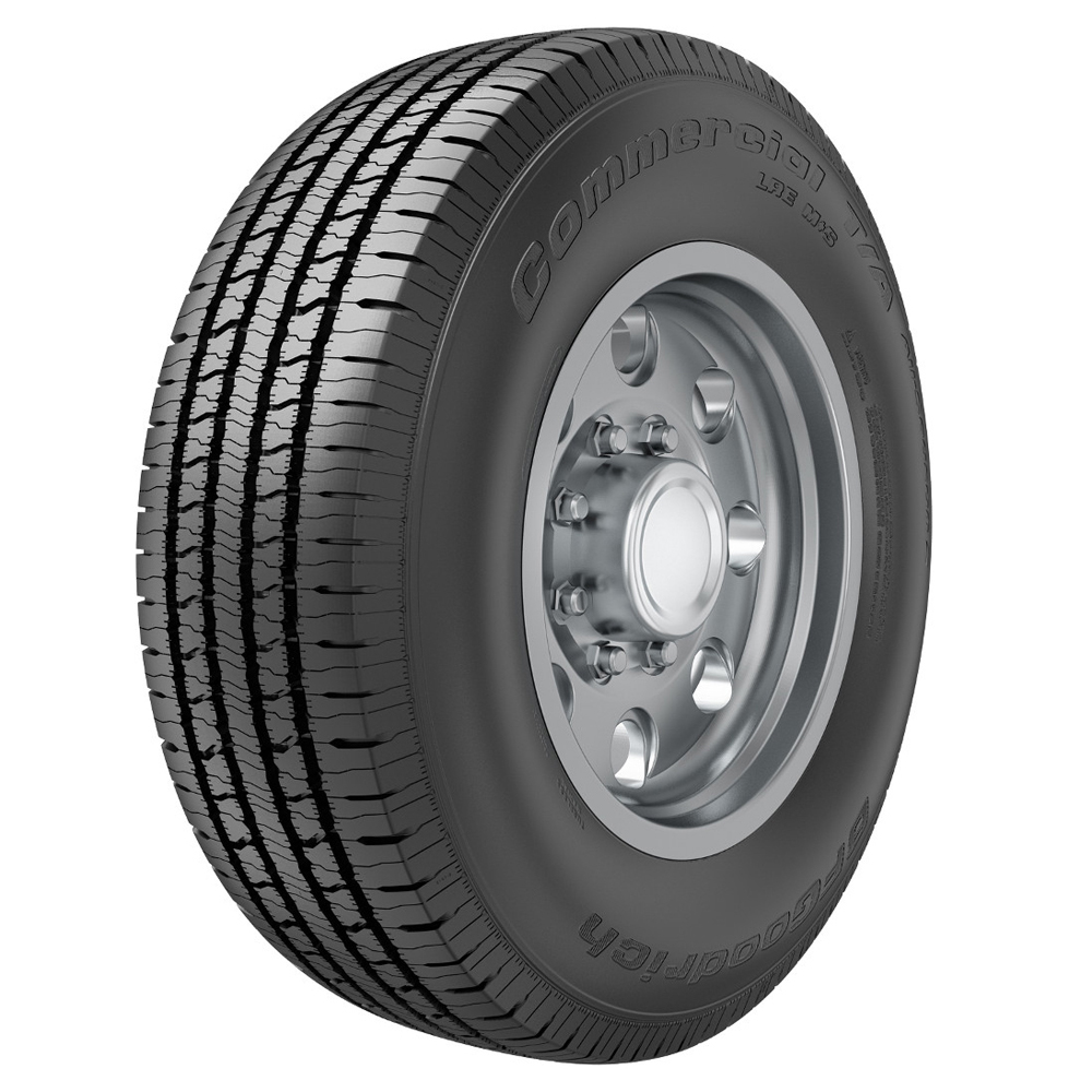 Bf Goodrich Truck Tires >> Commercial T A As2 By Bfgoodrich Tires Light Truck Tire Size Lt215 85r16