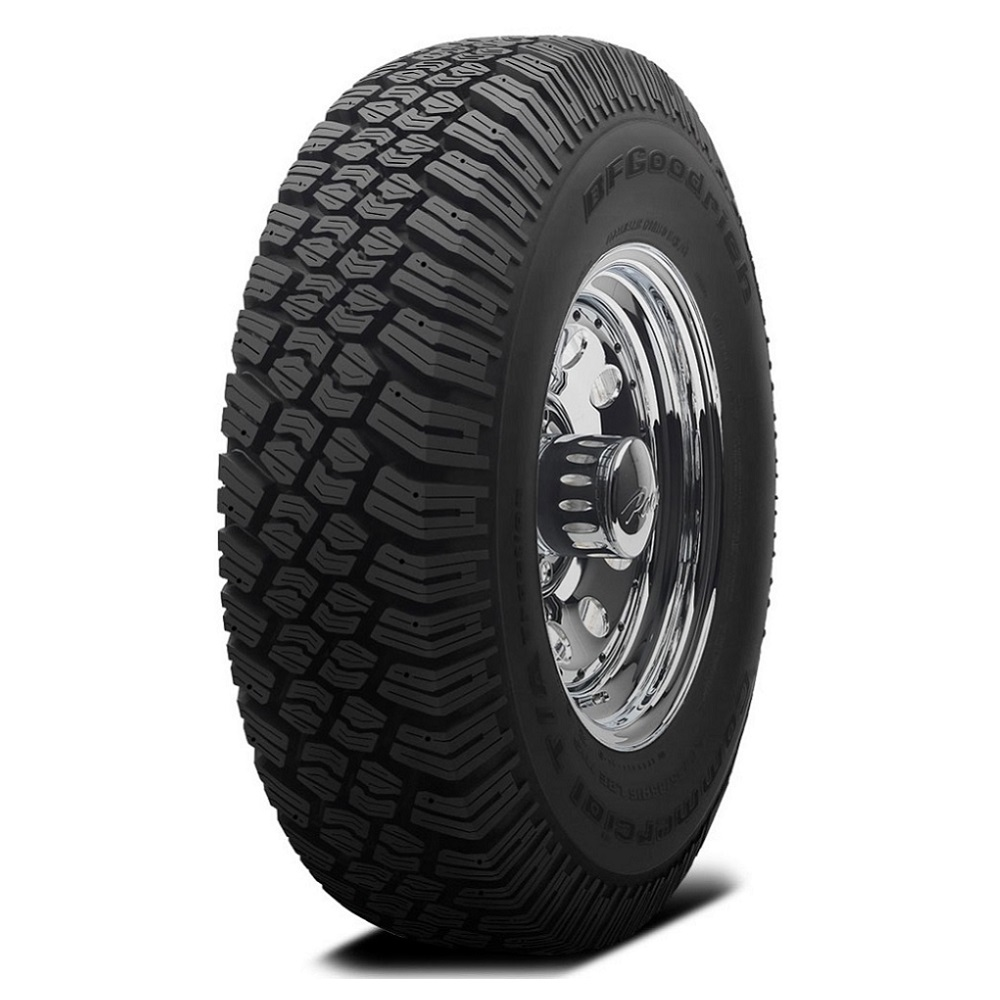BFGoodrich Tires Commercial T/A Traction Light Truck/SUV All Terrain/Mud Terrain Hybrid Tire