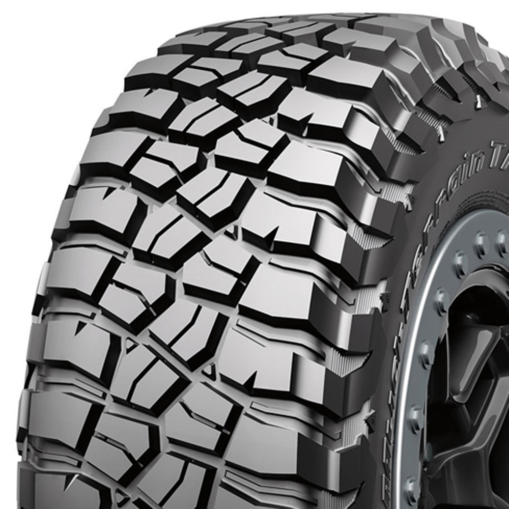 BFGoodrich Tires Mud-Terrain T/A KM3 Light Truck/SUV Mud Terrain Tire - LT215/75R15 100/97Q 6 Ply