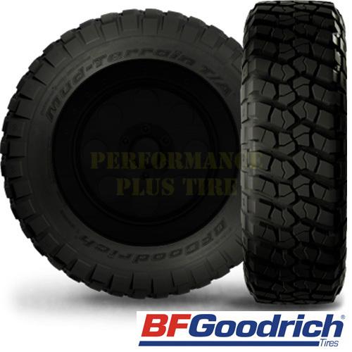 BFGoodrich Tires Mud Terrain T/A KM2 Light Truck/SUV Mud Terrain Tire - LT255/75R17 111/108Q 6 Ply