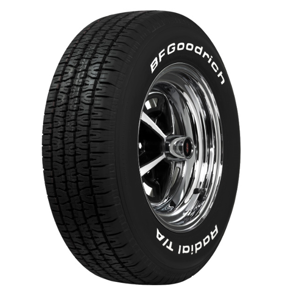 BFGoodrich Tires Radial T/A Passenger All Season Tire - P225/60R15 95S