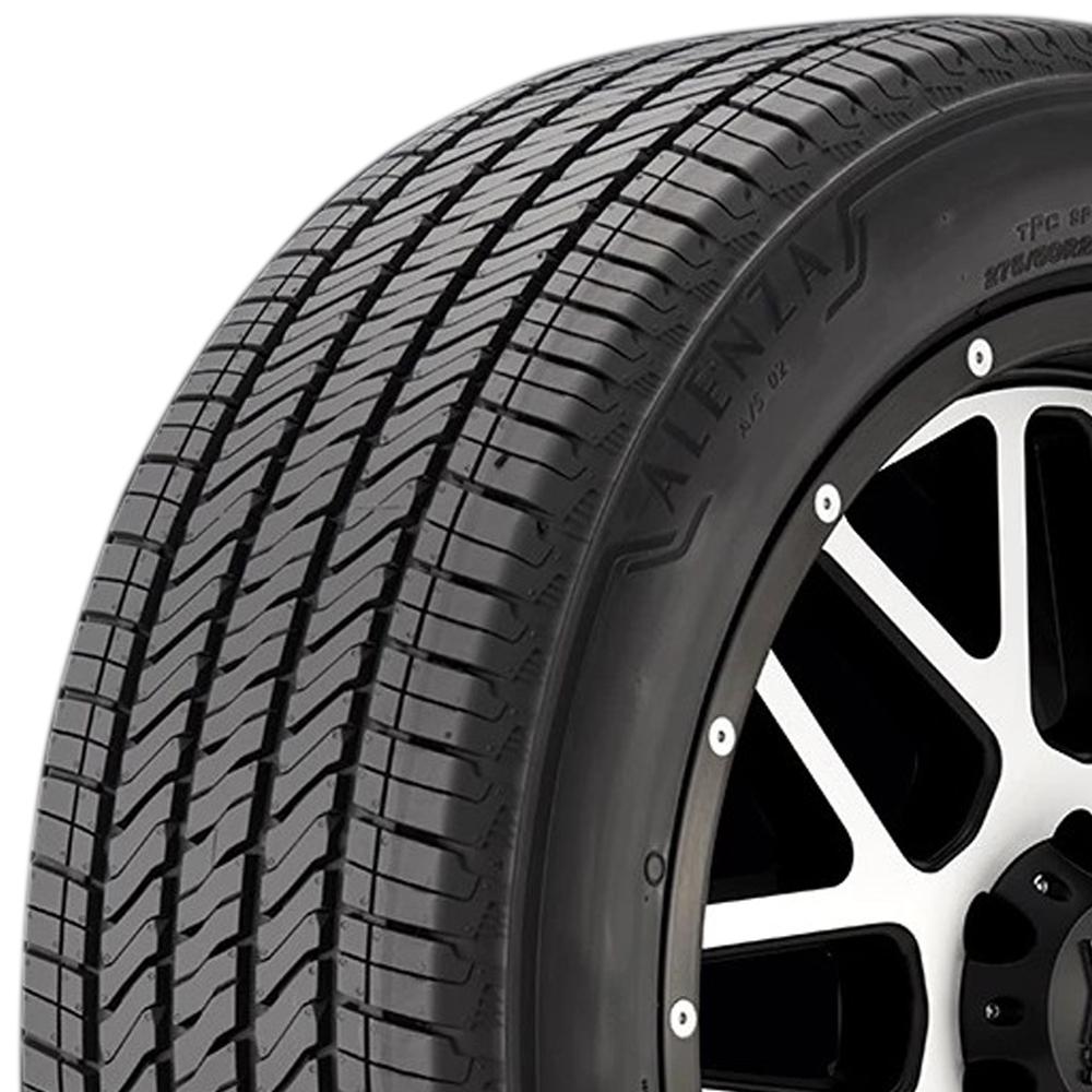 Bridgestone Tires Alenza A/S 02 Tire - 275/50R22 111T