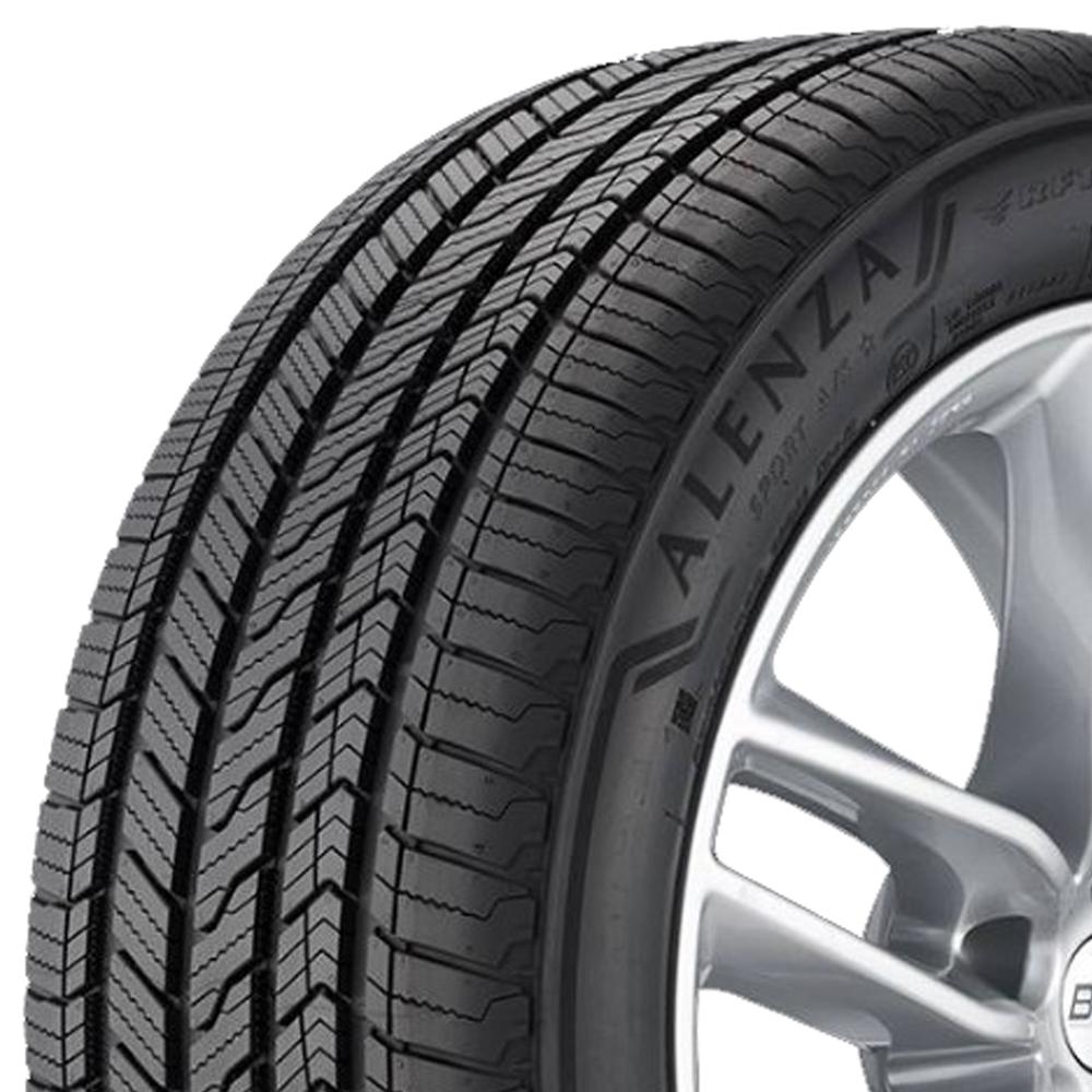 Bridgestone Tires Alenza Sport A/S RFT Passenger All Season Tire - 285/45R21XL 113H