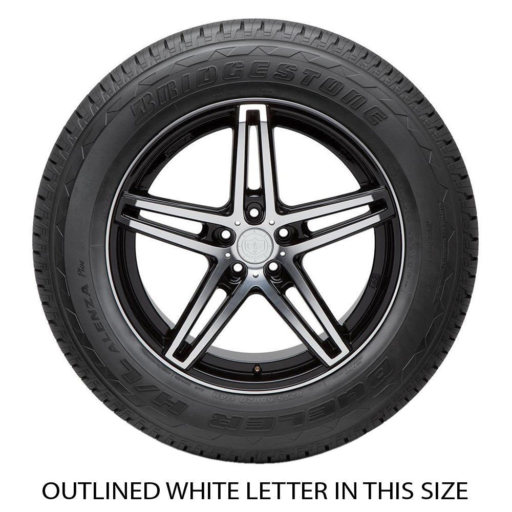 Dueler H L Alenza Plus >> Dueler H L Alenza Plus By Bridgestone Tires Performance Plus Tire