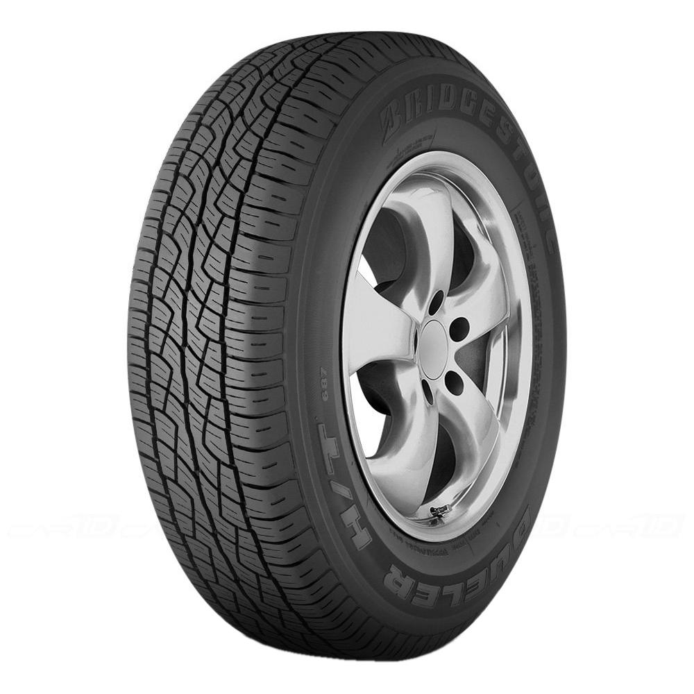 Bridgestone Tires Dueler H/T 687 Passenger All Season Tire