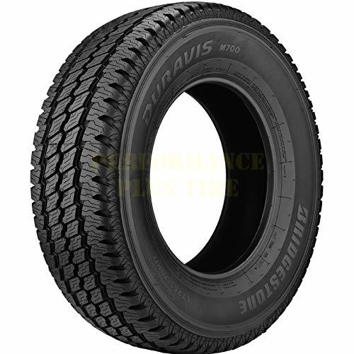 Bridgestone Tires Duravis M700 Light Truck/SUV Highway All Season Tire