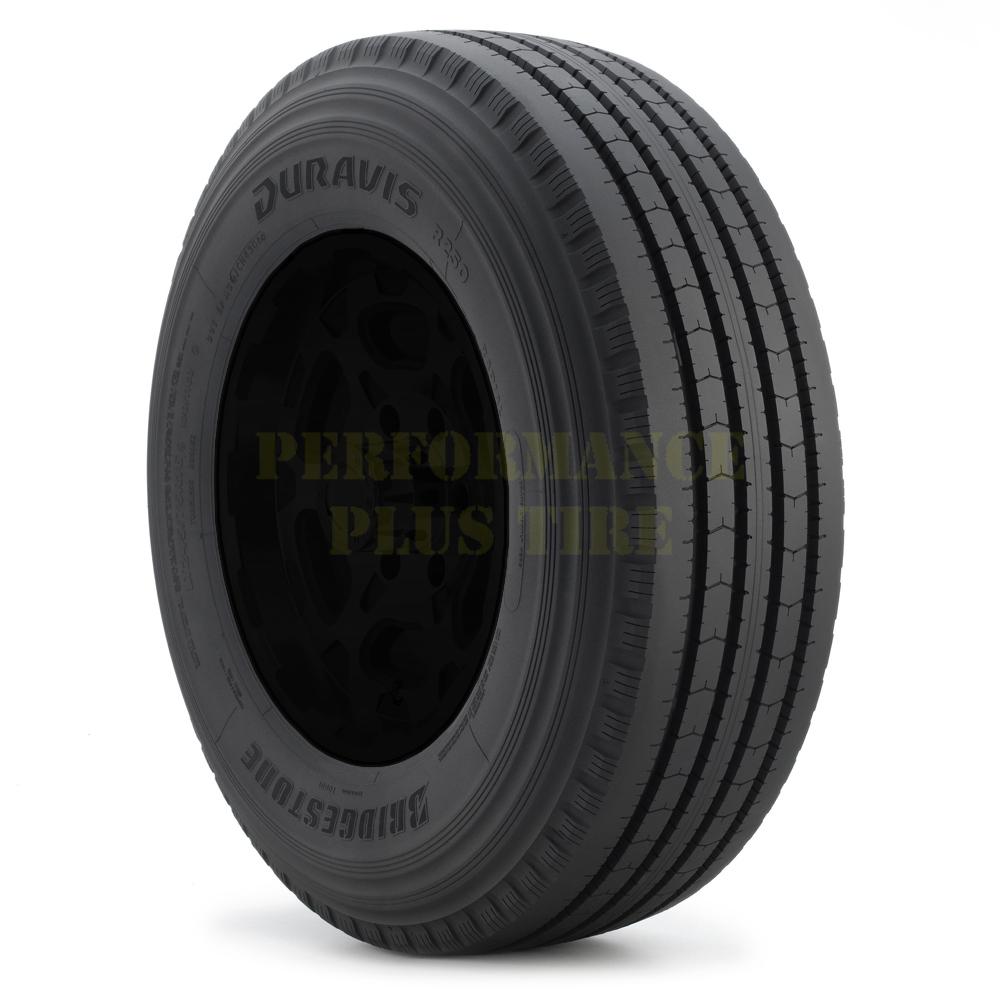 Bridgestone Tires Duravis R250 Light Truck / SUV Summer Tire