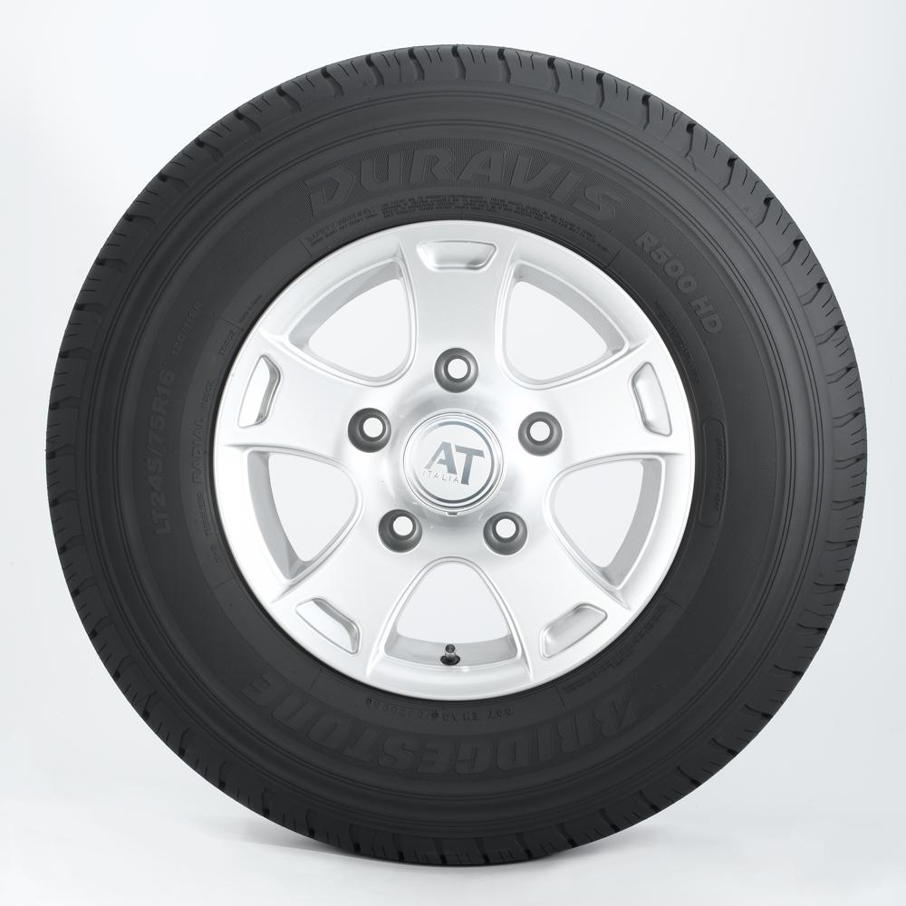 Bridgestone Tires Duravis R500 HD Light Truck/SUV Highway All Season Tire