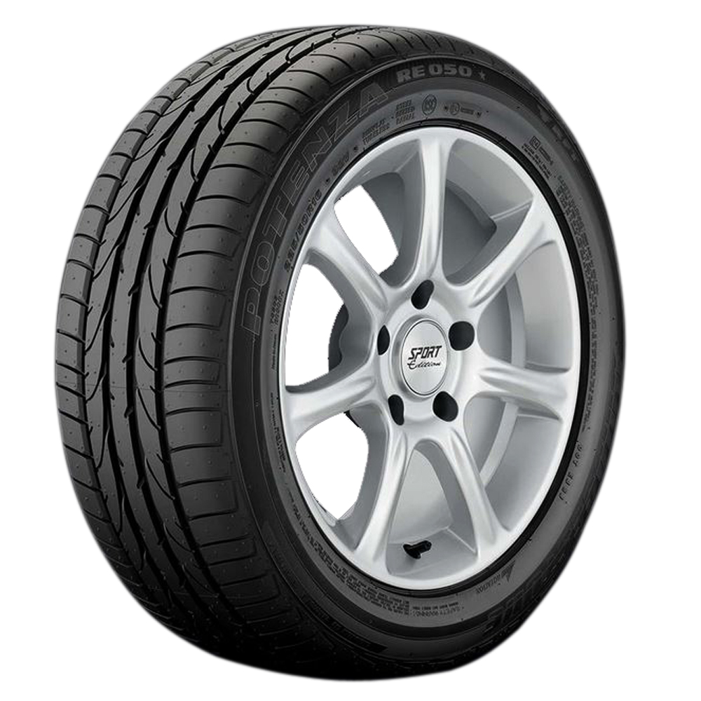 Bridgestone Tires Potenza RE050 Runflat Passenger Summer Tire - P285/40R18 101Y