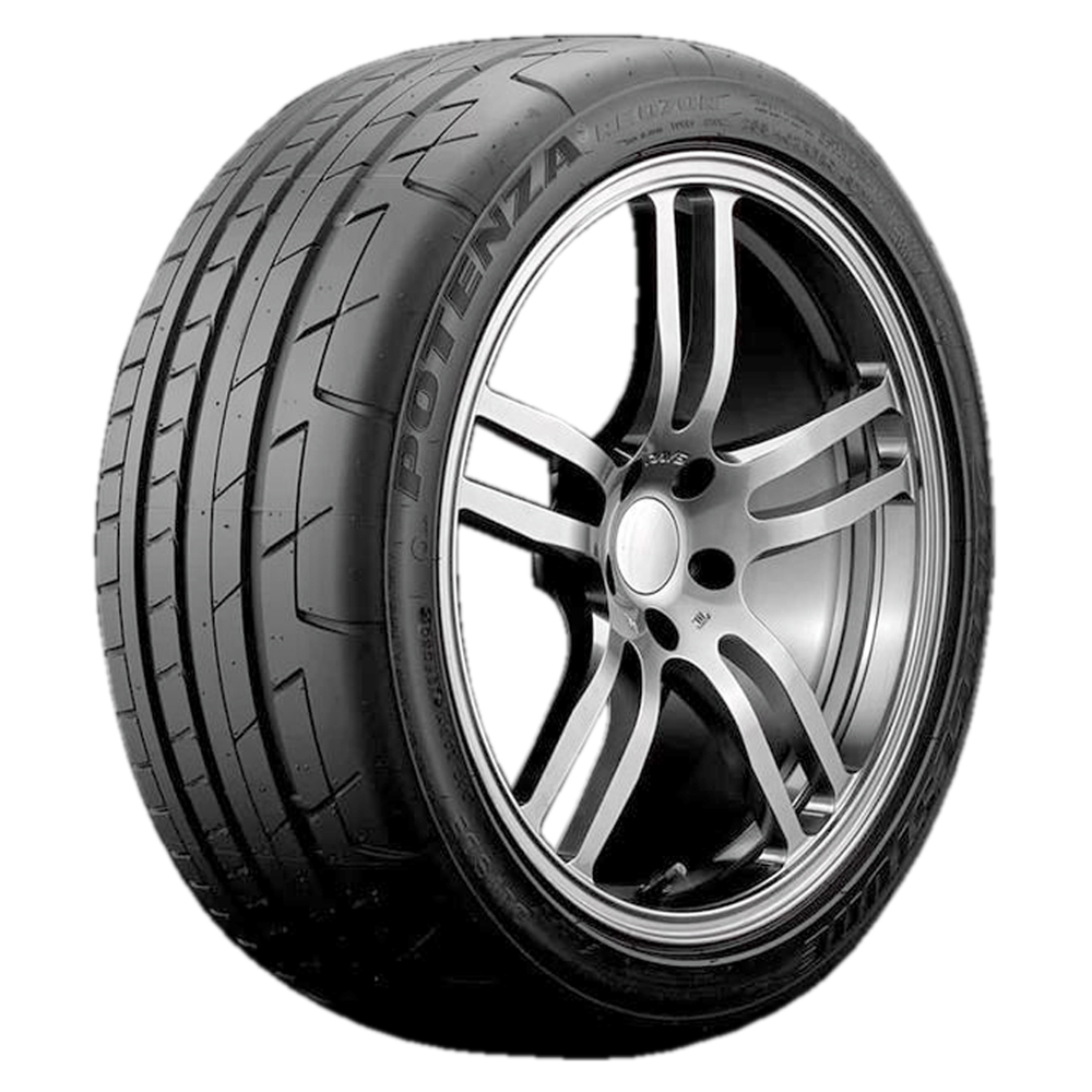 Bridgestone Tires Potenza RE070R Runflat Passenger Summer Tire