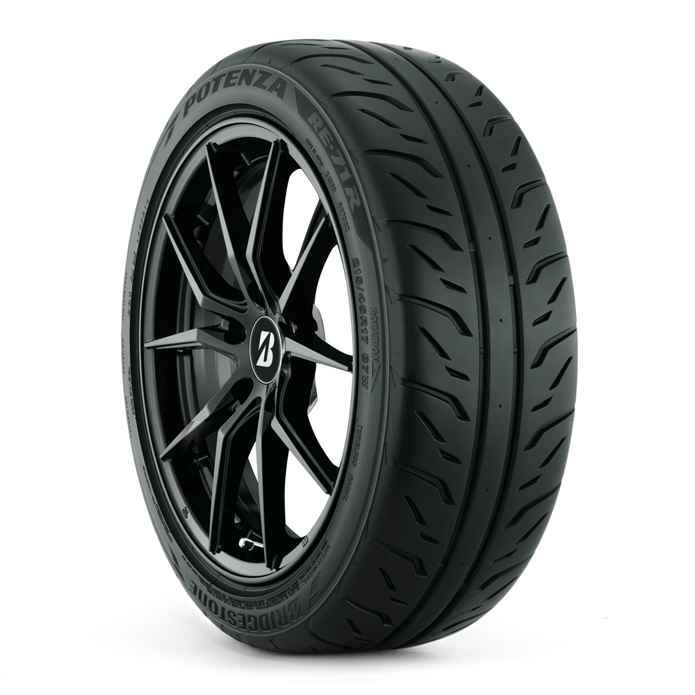 Bridgestone Tires Potenza RE-71R Passenger Summer Tire - P285/30R18 93W