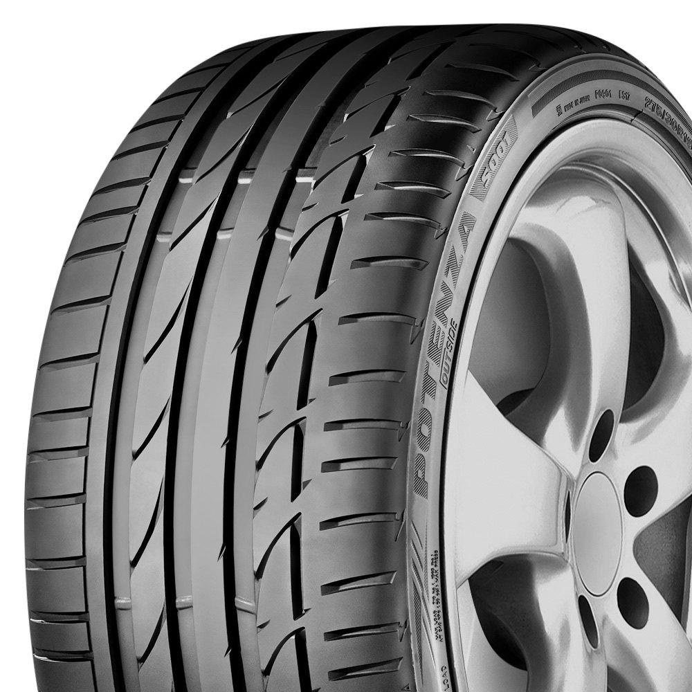 Bridgestone Tires Potenza S001 Passenger Summer Tire - 215/45R20XL 95W