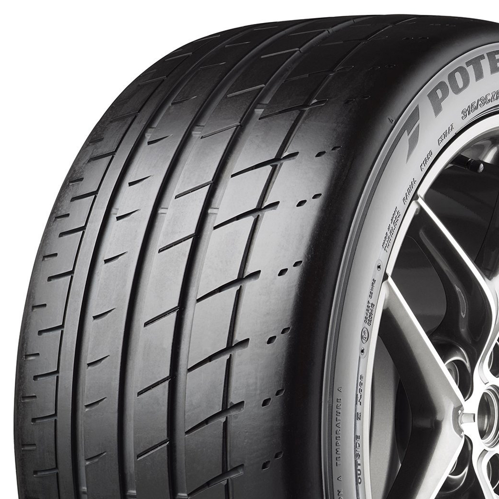 Bridgestone Tires Potenza S007 RFT Passenger Summer Tire